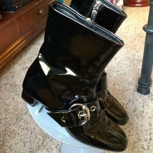 Gucci Ankle Boots 7.5